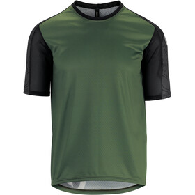 ASSOS Trail Maillot manches courtes Homme, mugo green